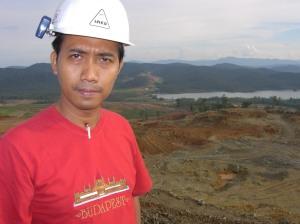 Areal Pascatambang