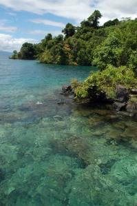 Danau Matano, Sulawesi Selatan, Indonesia