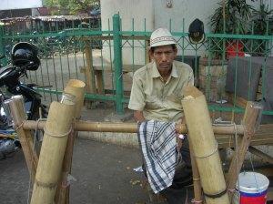Penjual Air Nira