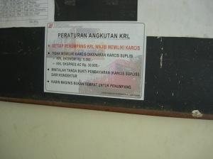 Train Rules