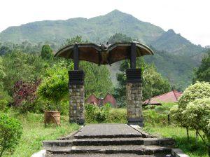 Gerbang Dalam Gua Lawa