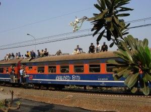 Kereta Api Kelas VIP